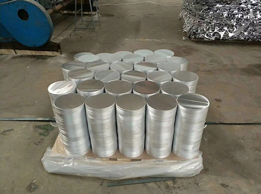 铝圆片厂家销售