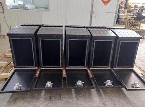 铝合金工具箱用花纹铝板