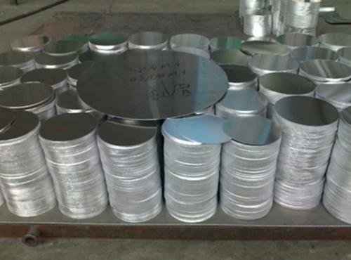 铝圆片加工生产