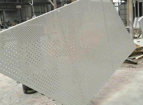 幕墙铝板加工生产